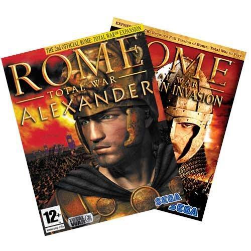 [STEAM] Total War Rome ( inkl. beider Addons) bei Amazon.com , außerdem andere Total War Angebote