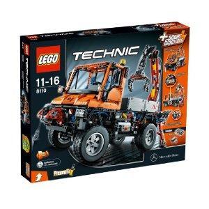 (Lokal, Toom Hamburg-Altona) Lego Technic 8110 Unimog U400