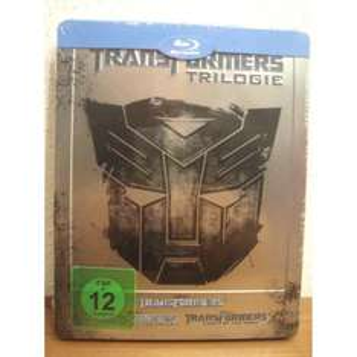 Blu-Ray Box - Transformers 1-3 (Steelbook, 3 Discs) ab €26,99 [@Mediamarkt.de]
