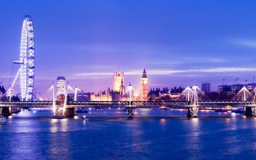 [Sommerferien] 4-5 Tage London ab Bremen 4.07-9.07