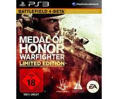 (Saturn Bremen Habenhausen) Medal of Honor Warfighter Limited Edition PS3