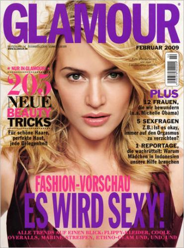 Glamour Zeitschrift - 6 Monate für effektiv 0,15€