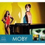 2 Alben von Moby für € 4,99 bei buecher.de (Last Night & Hotel)