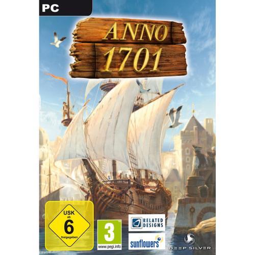 ANNO 1701 als PC Download Version, für nur 5,97€ @Amazon