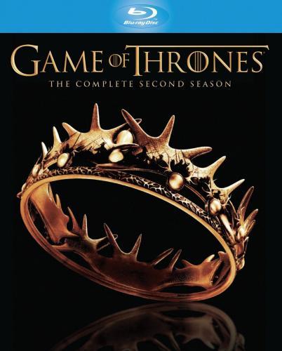 [Blu-ray] Game of Thrones - Die komplette zweite Staffel für 34,97€ inkl. Versand @ Amazon BESTPREIS