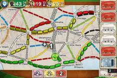 (IOS) Ticket To Ride Europe Pocket