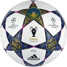 Adidas Fussball CL Matchball Finale Wembley 2013