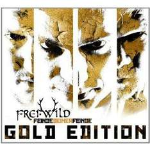 Frei.Wild - Feinde Deiner Feinde - Gold Edition 4 Disc Box @ amazon