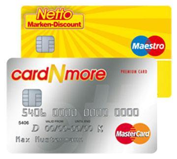 [Qipu] 45€ auf CardNMore Kreditkartendoppel 0€ Jahresgebührt