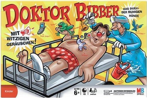 [AMAZON.DE] Dr. Bibber - Tolles Spiel für Kinder (oder auch als Saufspiel geeignet!) ab 8,43 EUR