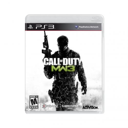 call of duty: Modern Warfare 3 für  20 € ( PS3 )