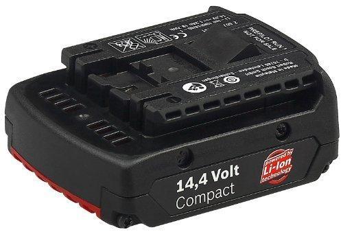 Bosch 2607336150 Akku 14,4V Li-Ion 1,3Ah Einschubakku