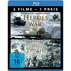 Asia War Edition (Heroes of War / City Of Life And Death) [Blu-ray] [Collector's Edition] für 7,97 € @ amazon.de