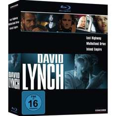 David Lynch Bluray-Box Lokal @ media markt bochum-riemke
