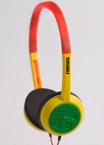 FRENDS The-Alli Kopfhörer in verschiedenen Farben für 19€ @Titus