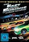 The Fast and the Furious DVD 3er Pack 5€