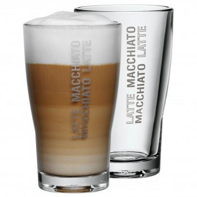 WMF Barista Latte Macchiato Gläser (2 oder 4 Stück)