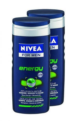 Nivea Dusche 8x250ml für 6,96€. 0,87€/Stück + Geschenkset im Wert von ca. 4€ @Real.