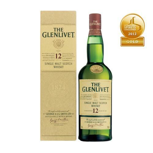 [offline im Edeka] The Glenlivet 12yo Single Malt