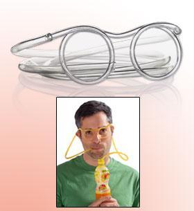 [NORMA] Trinkbrille - Ideal für Herrentag - evtl. nur lokal