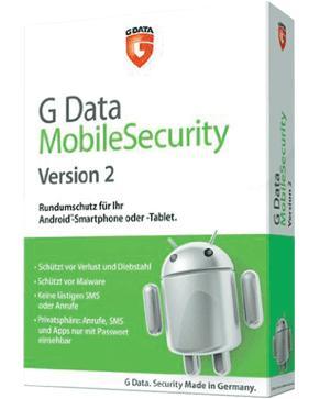 GData MobileSecurity 2 für Android (Kostenlos statt 18,99 €) @ conncet.de