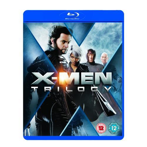 X-men Trilogy auf 3 Blu-rays für nur 10,78 EUR inkl. Versand [UK]