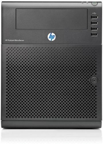 HP ProLiant MicroServer N54L, Turion II Neo N54L, 2GB RAM, 250GB