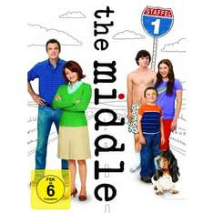 (Amazon) The Middle - Die komplette 1. Staffel [3 DVDs] für 9,97 €