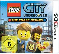 Nintendo 3DS - Lego City Undercover: The Chase Begins ab €32,29 [@Voelkner.de]