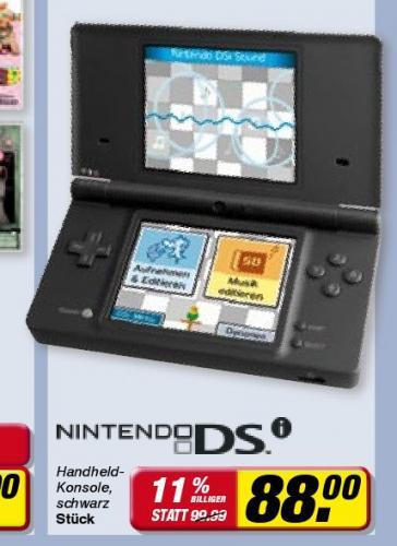 [Offline] TOOM evtl. Bundesweit - Nintendo dsi für 88€