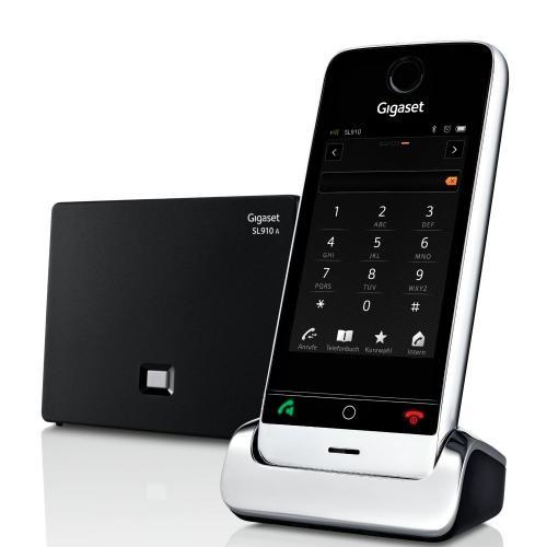 [Amazon WHD] Gigaset SL910A Touchscreen Festnetz Telefon (mit AB) ab 93,74€