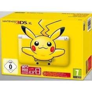 Nintendo 3DS XL Konsole gelb - Limitierte Pikachu Edition Media Markt Hückelhoven