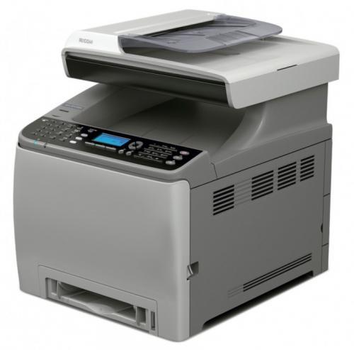 Ricoh Aficio SP C240SF, Multifunktion-Farblaserdrucker, für 199€ inkl. Versand statt 248,17€ (Idealo)