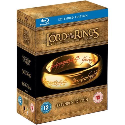 [Blu-ray] Der Herr der Ringe - Special Extended Edition für 37,39 € @ Play (Zoverstocks)