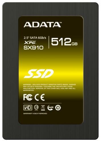 """Mindstar 512GB ADATA SSD XPG SX910 2.5"""" (6.4cm) 299€ + Versand"""