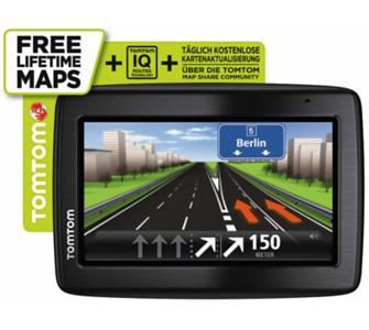 TomTom Via 130M - Mit free Livetime Maps für 144,95 EUR inkl. VSK