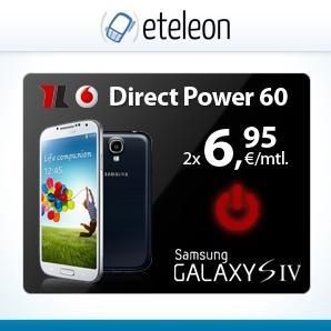 Samsung Galaxy S4 für 532,60€
