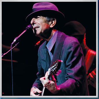 [o2more - Nur für o2 Kunden] Weltstar Leonard Cohen  Plus-Eins Ticket für Hamburg und Berlin