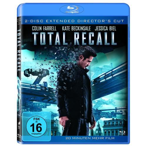 1x Total Recall für 4 oder 7,30 Euro @Amazon