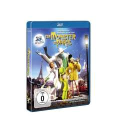 [Blu-ray 3D] Ein Monster in Paris (inkl. 2D Version) für 8,99 EUR inkl. Versand @ Amazon.de