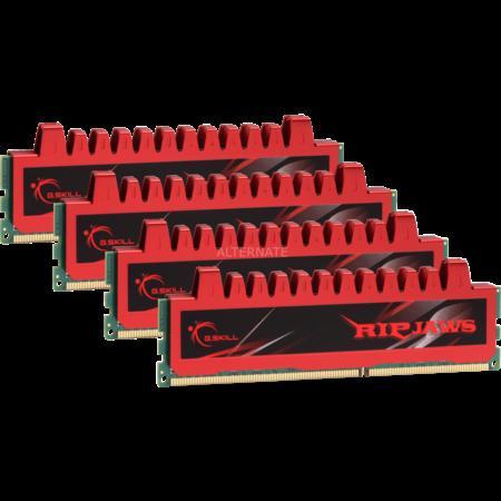 "G.Skill Arbeitsspeicher ""RAM 16 GB DDR3-1600 Quad-Kit"""