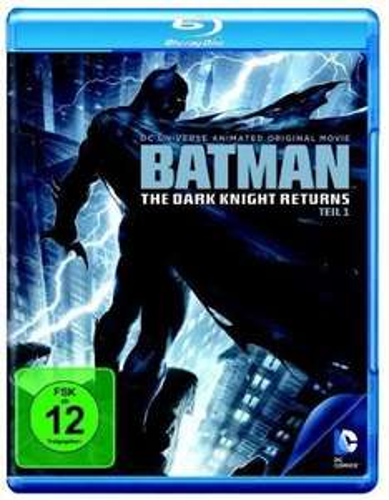 Batman Dark Knight Returns Teil 1 BluRay @amazon.de