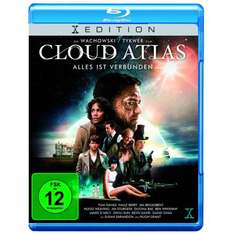 (Amazon) Cloud Atlas Blu-ray für 12,78 €