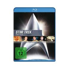 (Amazon vs. Media Markt) Star Trek Filme auf Blu-ray für 8,90 € (DVD 4,90 €)