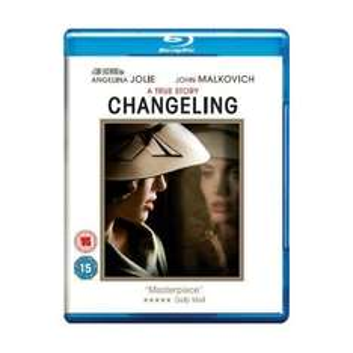 Blu-Ray - Changeling (Der fremde Sohn) für €6,90 [@Wowhd.co.uk]