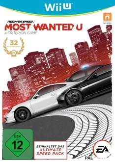[Media Markt] Need for Speed: Most Wanted Wii U für 39€