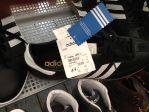 (lokal) Adidas Samba und weitere Markenschuhe - Mellendorf bei Hannover
