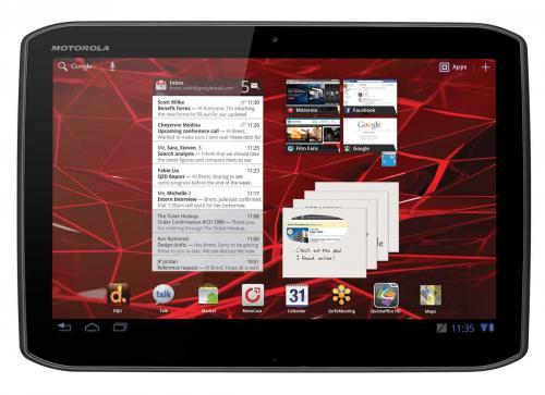 Motorola Xoom 2 Media Edition 16GB (8,2'', Android) für 170,52€ statt 232€
