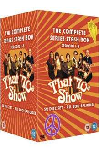Die wilden Siebziger - Komplettbox (DVD, 32 Discs) für 69,49€ inkl. Versand bei play.com