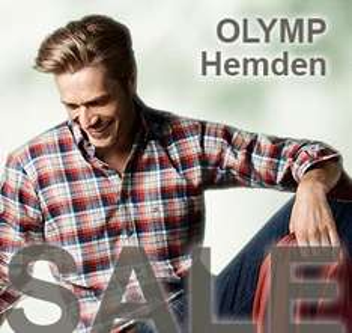 Olymp Hemden Kurz & Langarm für nur 26,80€ inkl. Versand bei Brands4friends (Luxor, Level Five,Tendenz, Casual, Novum) - ab 2St. 23,35€